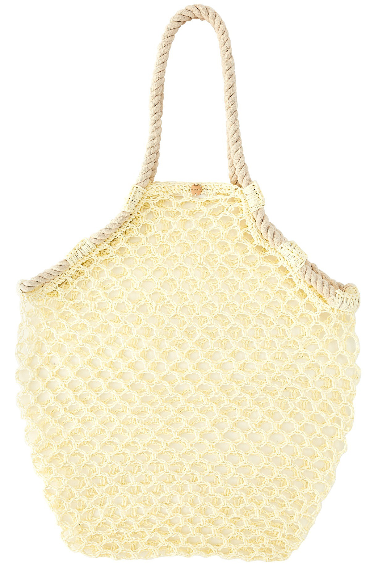 Táska Seafoly Mesh Carry Off White