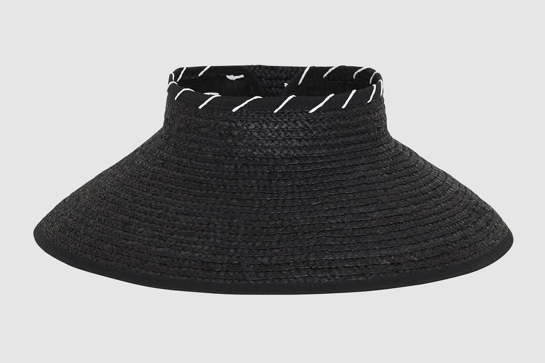 Napellenző Seafolly Roll Up Black