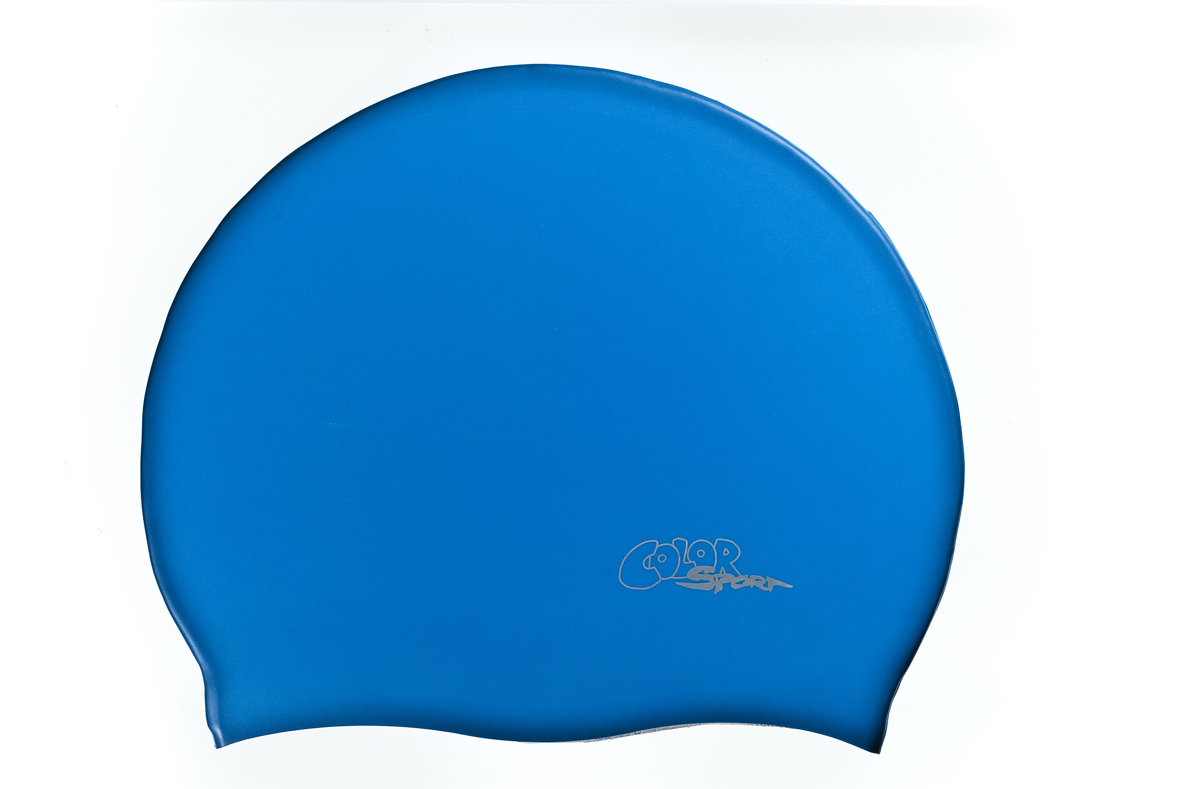 Color Sport solid felnőtt úszósapka F232 blue