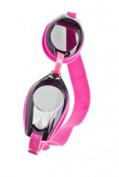 Junior Úszószemüveg 1200AF füst-pink