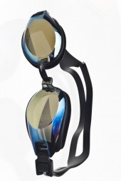 Felnőtt Úszószemüveg 300AF METAL aranymetál-fekete