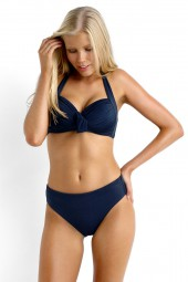 Bikini alsó Seafolly Retro Power Indigo