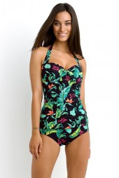 Tankini felső Seafolly Jungle Out There Soft Cup