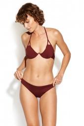 Bikini alsó Seafolly Active Hipster Plum