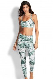 Legging Seafolly Copacabana Active Vine