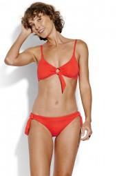 Bikini Seafolly Active Ring Front Bralette Tangelo