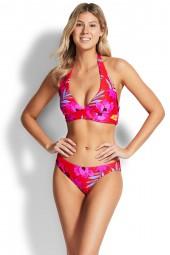 Bikini Seafolly On Vacation Halter Chilli