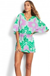 Kaftan Seafolly Bandana Bay Jungle
