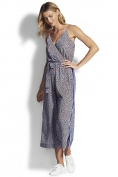 Jumpsuit Seafolly Spirit Animal Reflex Blue