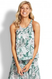 Top Seafolly Copacabana Cami Vine