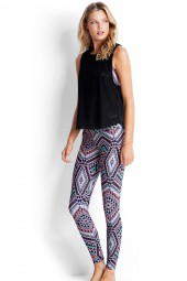 Legging Seafolly Indian Summer Aztec Tights