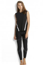 Legging Seafolly Resist Me Colour Block Black