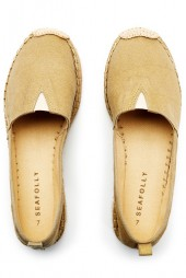 Espadrille Seafolly Heart of Gold