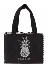 Strandmatrac Seafolly Black/White