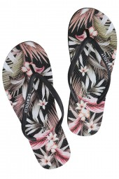 Flip-flop Seafolly Ocean Alley Black