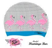 """Úszósapka Mintás Limited Design Felnőtt """"Flamingo Bar"""""""