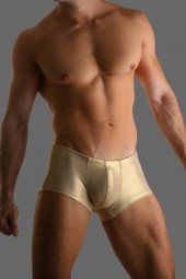 Férfi boxer alsó L'homme Invisible Gold MY18 GLD