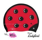 """Úszósapka Mintás Limited Design Gyerek """"Ladybird"""""""