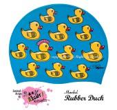 """Úszósapka Mintás Limited Design Gyerek """"Rubber Duck"""""""