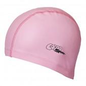 Úszósapka Szilikon bevonatú Gyerek - pasztell rózsaszín
