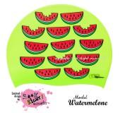 """Úszósapka Mintás Limited Design Felnőtt """"Watermelone"""""""
